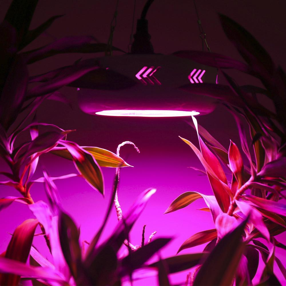 LED grow light full spectrum ufo 150w 4pcs for indoor hydroponics flower plants vegetable tent lamp