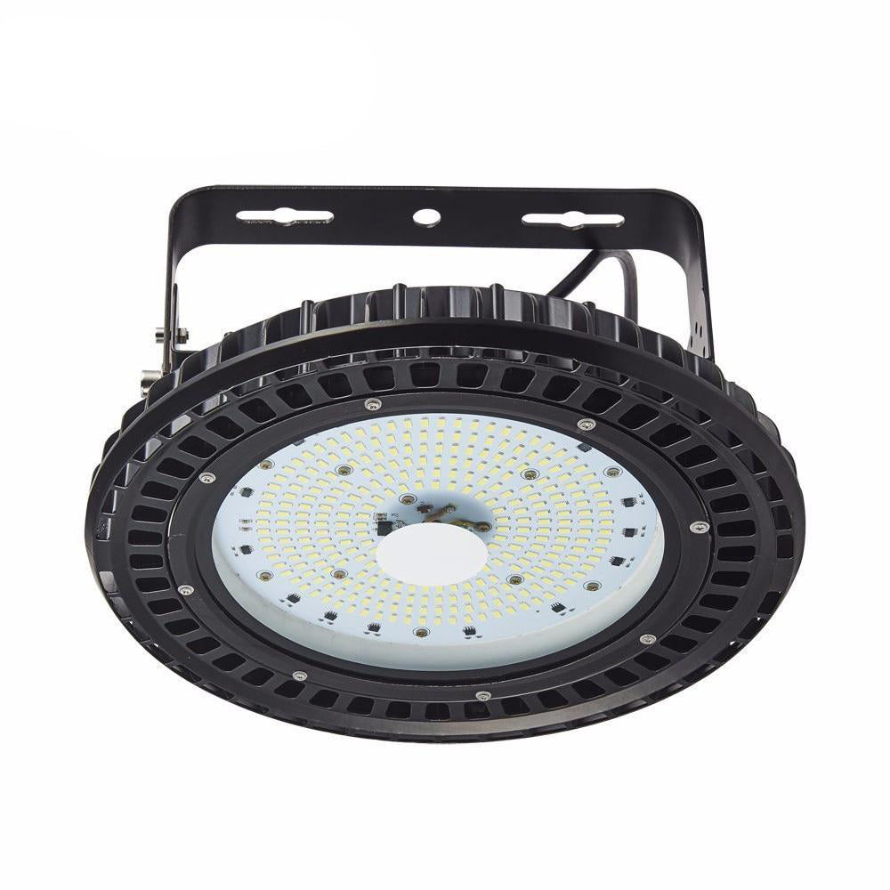 LED high bay light Ufo 2pcs 150w lamp waterproof 18000lms 150w factory warehouse industrial shed lighting