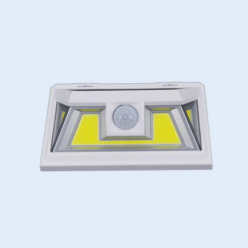 Motion detecting light wall pack 5pcs/lot style outdoor solar waterproof ip65 6000-7000k