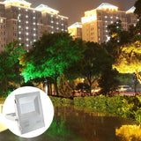 LED floodlight 50w 100w outdoor garden landscape security spot lamp white