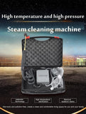 Steam cleaner high temperature pressure cleaning machine disinfector sterilization automatic pumping 2m 4h once