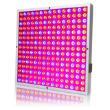 LED grow light 2pcs/lot 45w 225 plant lamp ac85-265v greenhouse tent hydroponics system indoor panel growth lighting