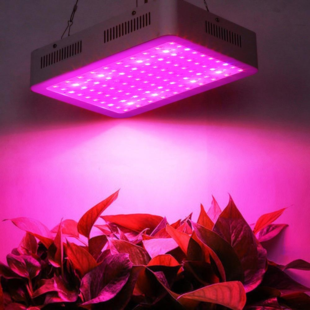 Full spectrum LED grow light 1000w plant indoor veg flower lamps growing for plants