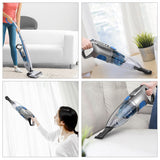 Vacuum cleaner 2-in-1 multi-function cordless rechargeable handheld portable stick strong suction aspirator