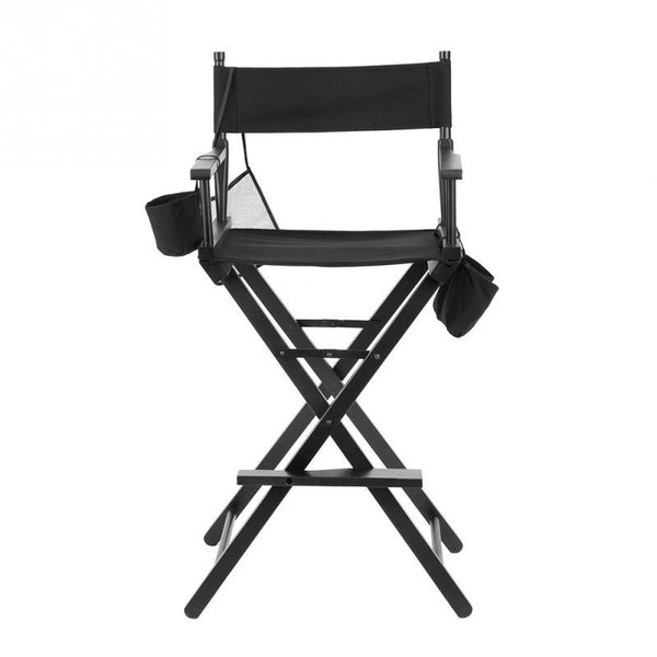 Directors chair professional makeup artist wood lightweight foldable good