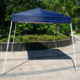 Folding tent 3 x 3m portable outdoor waterproof sun shade sails