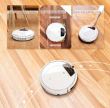 Robot vacuum cleaner wifi control home automatic sweeping dust sterilize smart planned self-loading wet mop for floor