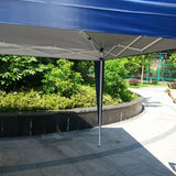 Pop up canopy tent 10' x 20' wedding party gazebo with carry bag outdoor camping event pavilion