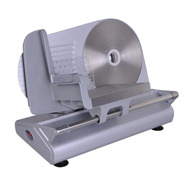 "Food slicer 8.5"""" inch 8 1/2 blade electric ss stainless steel meat mutton slicing machine cutter"