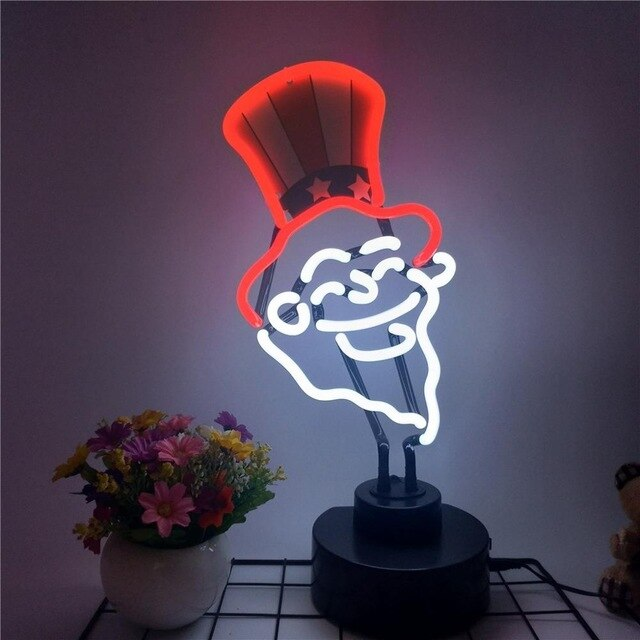 Neon lamp LED holiday novelty night light for home festival wedding indoor decor atmosphere sign patry