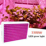 LED grow light full spectrum 1500w hps replacement with adjustable rope special design for indoor plants blooming