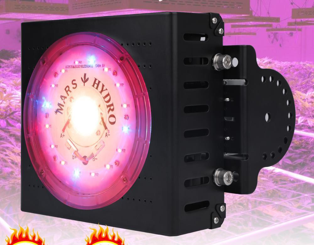 LED grow light cob 300w indoor garden hydroponics plants panel growing lamp bulb worldwide warehouse