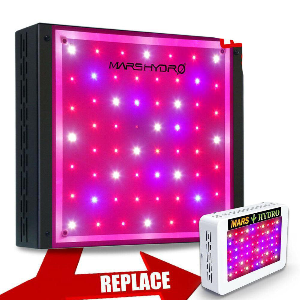 LED grow light eco 300w hydro full spectrum hydroponic nutrients indoor plant