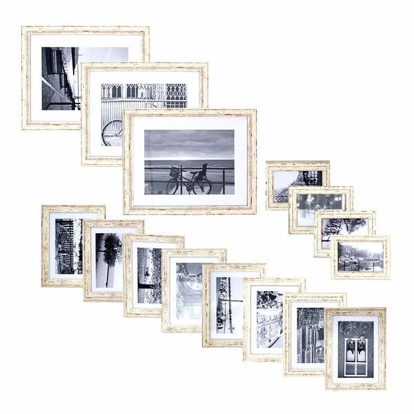 Photo frame home boxes decor multi-frame 15 pcs/set wall set