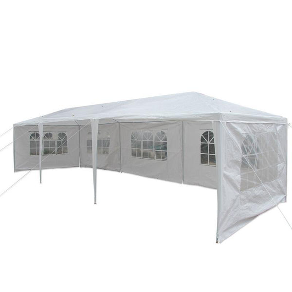 Tent multiple usage household supplies 3x9m five sides waterproof convenient fashionable practical
