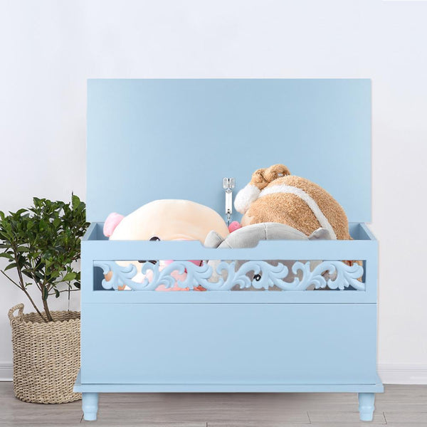 Cabinets modern living room rectangle storage chest large toy blanket home furniture
