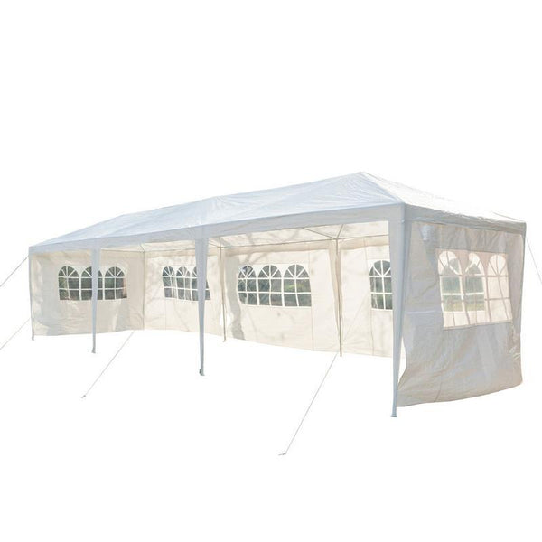 Wedding tent garden decorations supplies 3x9m 5 sides practical durable waterproof fashionable tools