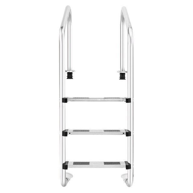 2/3-step swimming pool ladder l02