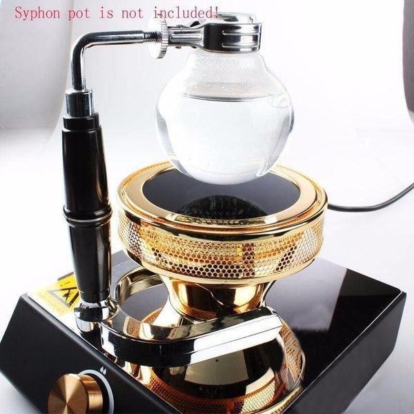 Coffee maker 220v halogen beam heater burner infrared heat for hario yama syphon