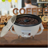 Coffee roaster machine electric home 110v/220v 1200w household bean roasting baking for small cafe