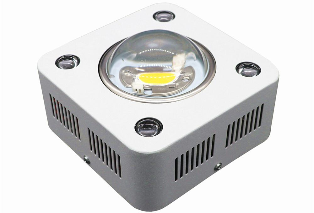 LED grow light full spectrum cree cxb3590 300w cob 12000lm 3500k replace hps 500w indoor plant growth lighting