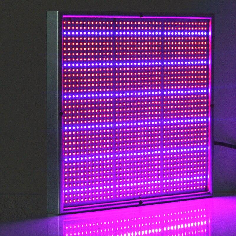 LED grow light 2pcs/pack 1365 85~265v full spectrum 120w indoor hydroponics plant greenhouse superior yield flower