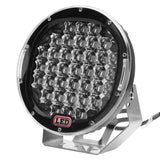 "LED spotlight round 3d work 9"""" 185w light lamp off road driving car outdoor"