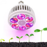 LED grow light 4/pack 120w full spectrum 36 ac85~265v e27 plant lamp for indoor garden growth flowering hydroponics