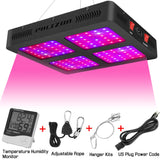 LED grow light 1200w 1600w 2200w phytolamps high power high ppfd flower lamp