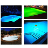 LED pool light 2 pack underwater lights 120v 40w replacement for pentair hayward fixture