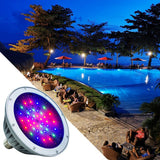 Waterproof LED pool light 120v 40w ip65 rgb white color for swimming pool fix for pentair hayward fixture