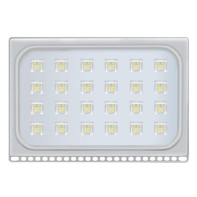 LED floodlights 5pcs/lot ultra bright 150w 110v 220v ip65 waterproof lighting outdoor security lamp