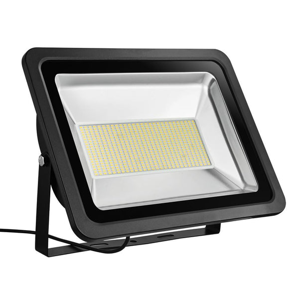 LED floodlight 300w ultra thin spotlight outdoor 110v ip65 28000 lumens wall