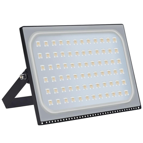 Ultraslim floodlight 500w led outdoor security lights 110v 220v warm white waterproof ip65
