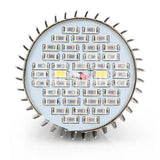 LED grow light full spectrum 8pcs/lot 30w e27 plant growth bulb for indoor garden balcony hydroponic greenhouse flower