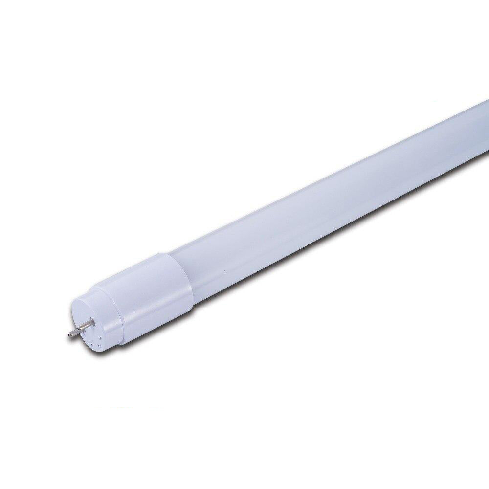 Aluminium tube light 15 pack t8 led 1/3 4ft 20w bulbs ballast bypass with g13 base fluorescent lamp replacement