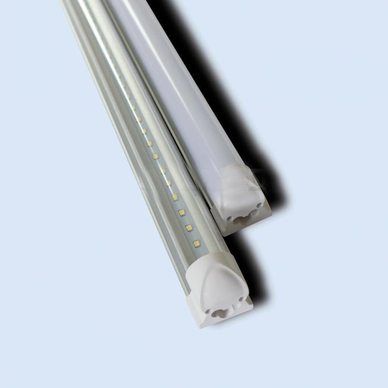 LED tube light integrated 6pcs/lot t8 6ft 30w 28lm/led replacement fluorescent lighting lamp