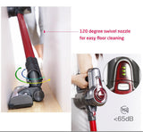 Vacuum cleaner c17 2 in1 wireless portable cordless stick household aspirator handheld dust collector