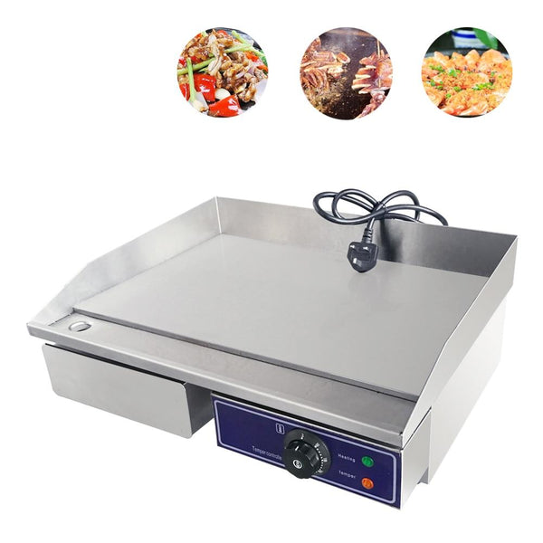 Kitchen electric bbq grill kebab machine restaurant equipment for korean dog griddle