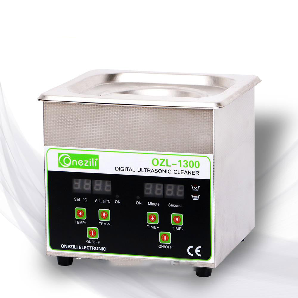 Ultrasonic cleaner bath professional digital cleaning machine with heater timer jewelry false tooth shaver