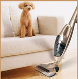 Vacuum cleaner lw-1 cordless stick wireless two speed control different cleaning with crevice nozzle charging cradle