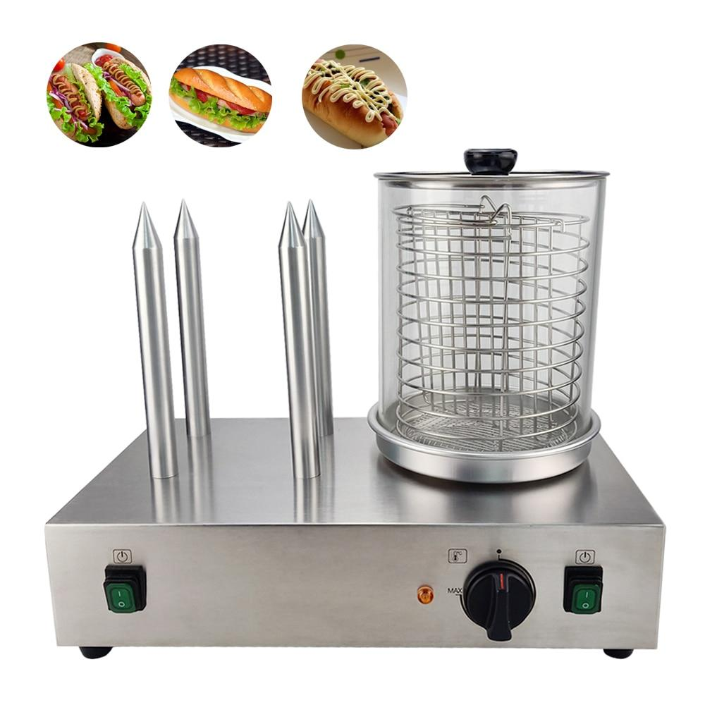 Automatic steam warmer steaming heating for household restaurant kitchen warming chicken sausage machine dog