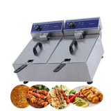 Deep fryer electric small household healthy delicious fish chicken potato eggplant french fries machine fritadeira eletrica