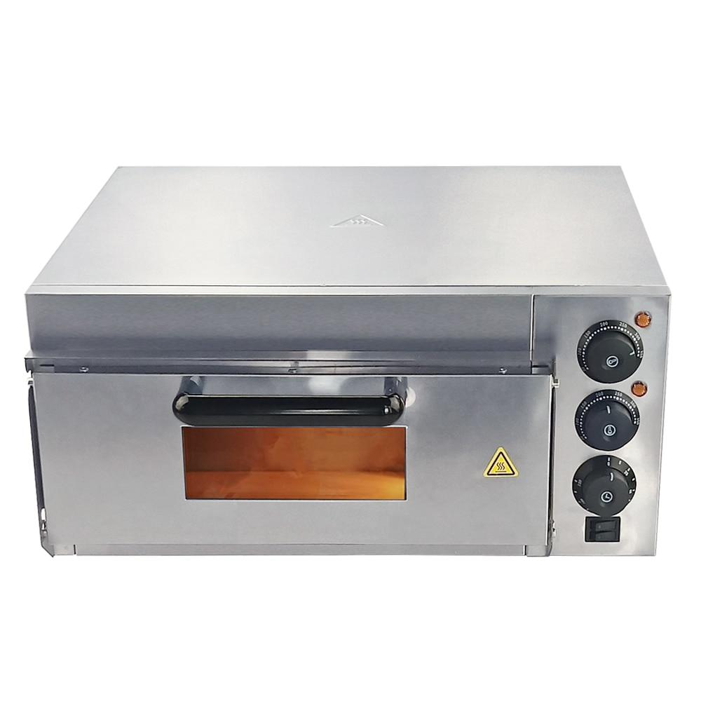 Electric pizza oven taimiko 2kw stainless steel good quality household appliances for kitchen