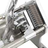 Vegetable cutter stainless steel rust-proof pusher block potato french fry fruit slicer commercial quality 4 blades