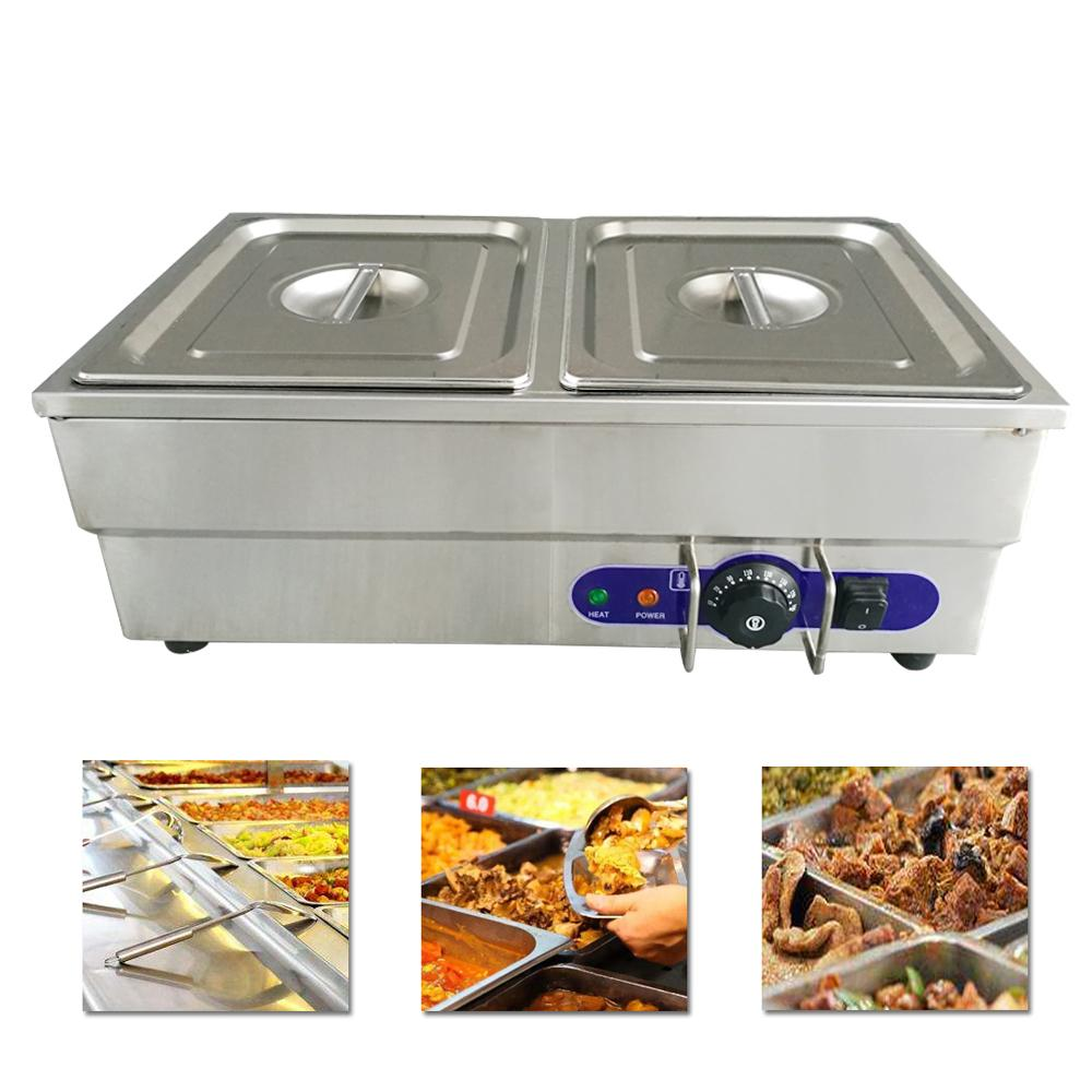 Food warmer commercial kitchen equipment electric