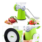 Meat grinder s-k04 manual household small multi-function plastic material exquisite simple operation