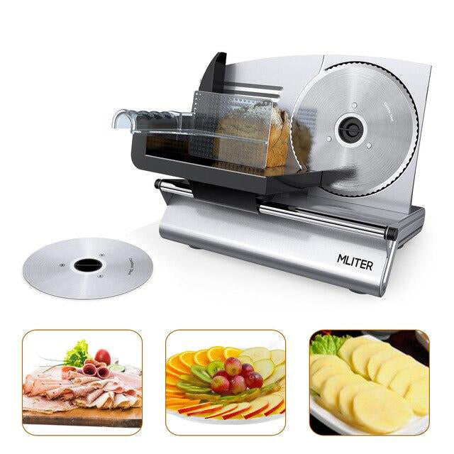 Food slicer mliter fs-9001a