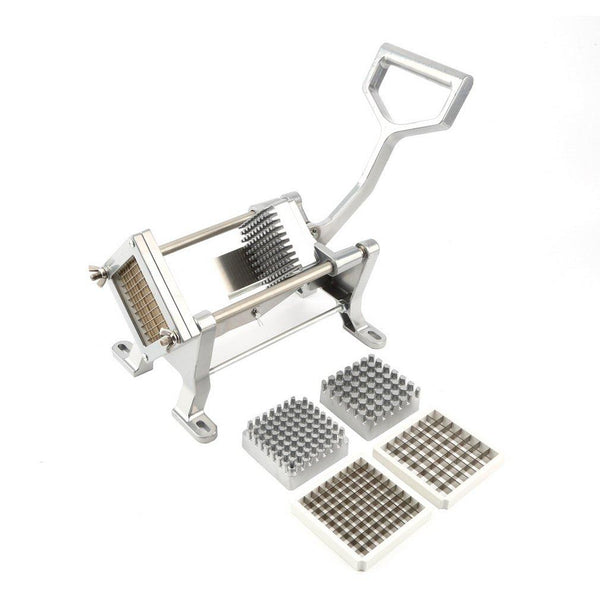Vegetable cutter steel aluminum potato french fry fruit slicer stainless