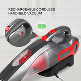 Vacuum cleaner handheld lightweight cordless motorized brush bx350 high suction rechargeable portable